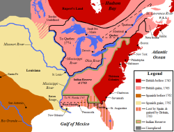 North America 1762-83 by Jon Platek-C