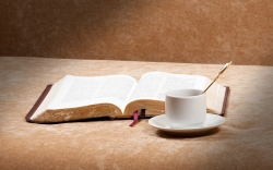open-bible-with-coffee-cup
